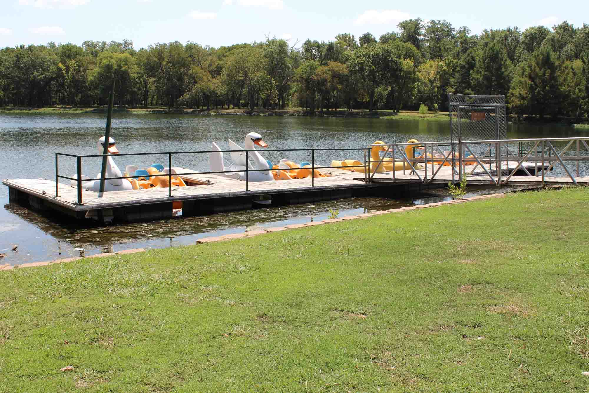 Towne Lake Park McKinney, TX | Paddle Boats | Get McKinney