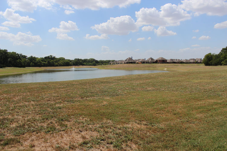Creekview Estates lake | Mckinney, TX | Get McKinney