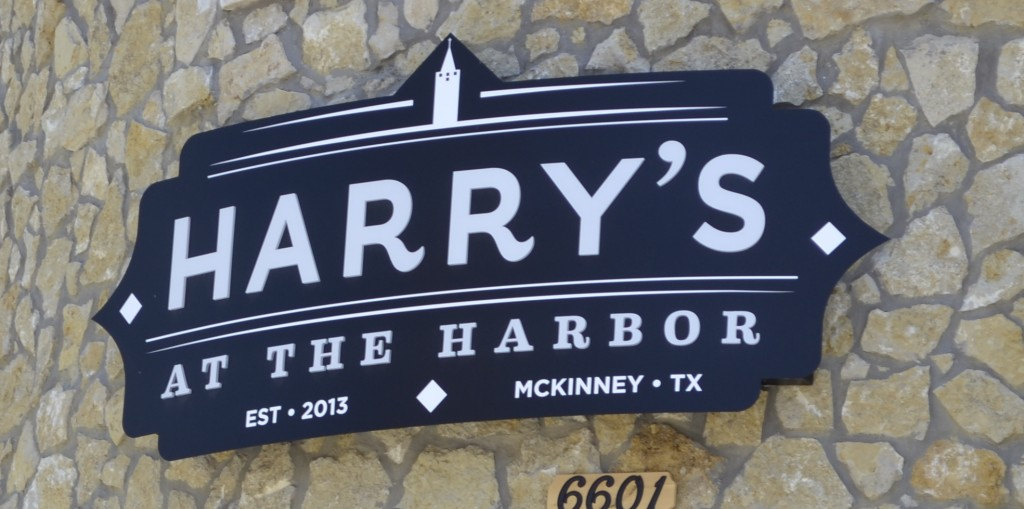 McKinney restaurant Harry's at the Harbor