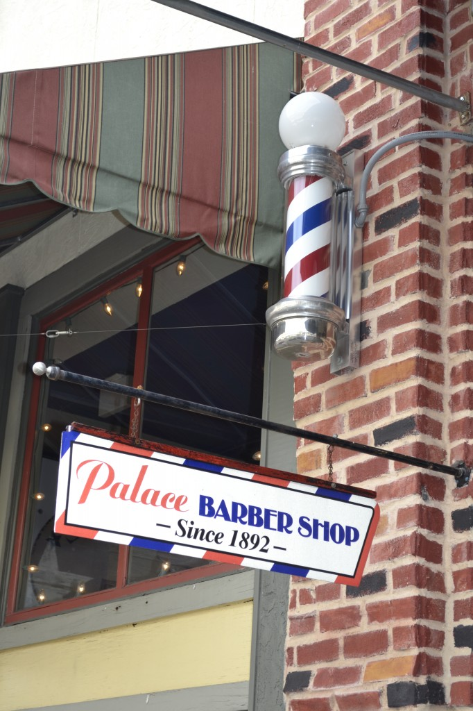 The Palace Barber Shop - McKinney, TX