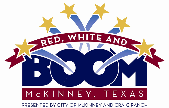 Re d,White and BOOM! McKinney 4th of July
