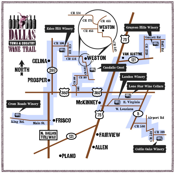 dallas_town_and_country_wine_trail_map