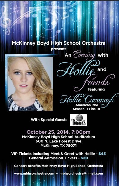hollie poster